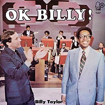 OK Billy!