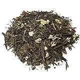 Aromas de Té - Té Verde Flor de Azahar con Cáscara de Nar