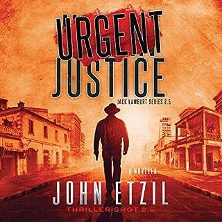 Urgent Justice cover art