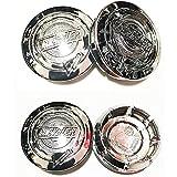 SXZG For Chrysler 300C Sebring Pacifica Wheel Centre Caps Diameter 54 mm 4pcs,Car Styling Tire Pack Mark