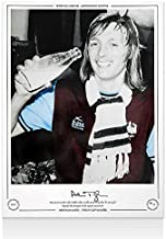 Alan Taylor Signed West Ham United Photo - 1975 FA Cup Final