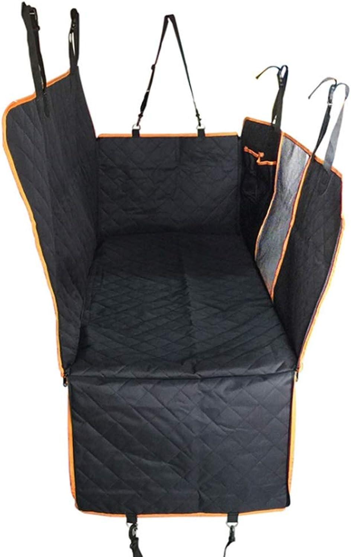 PET MAT Car Dog Car Rear Seat Rear Row Antidirty Car Mat Full Surrounded With Net Cushion Car Dog Pad