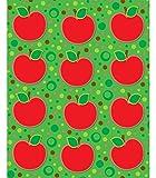 Carson Dellosa – Apples Shape Stickers, Fall Classroom Décor, 72 Count