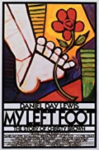My Left Foot 11 x 17 Movie Poster - Style C