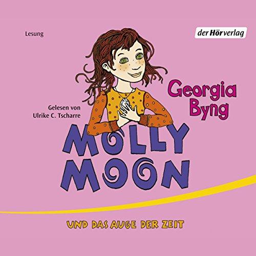 Molly Moon und das Auge der Zeit Titelbild