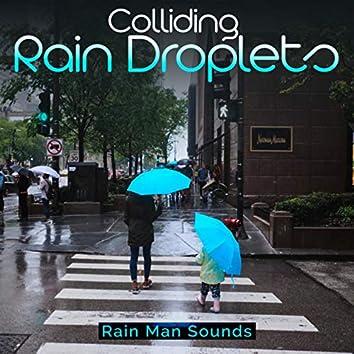 Colliding Rain Droplets