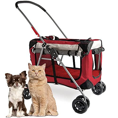 PetLuv 'Happy Cat Premium 3-in-1 Soft Sided...