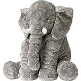 Yiyu Bebé Elefante Elefante De Juguete De Felpa Almohada Almohada Hijos Elefante For Los Recién...
