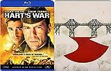 Crossing battle Blu-ray Steelbook The Bridge On the River Kwai + Hart's War 2-Movie Bundle Double Feature Military Films