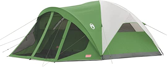 Coleman Dome Tent with Screen Room | Evanston Camping...