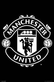 Best manchester united crest poster Reviews