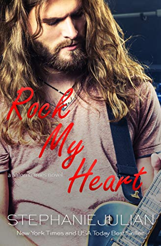 Rock My Heart: a Salon Games novel (English Edition)