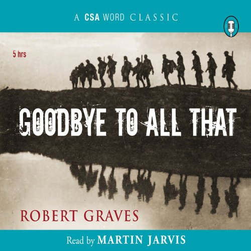 Goodbye to All That audiobook cover art