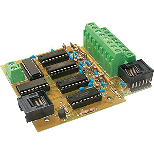 TAMS Elektronik 44-01306-01-C s88-3 Rückmeldedecoder Baustein, ohne Kabel, ohne Stecker