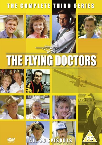 Flying Doctors - Series 3 - Complete