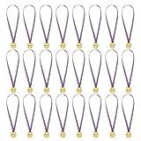 QH-Shop Medaglie Oro,Plastica Medaglie di Vincitore con i Nastri per Premi Competition per...