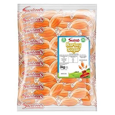 barley sugar - hard boiled glucose sweets swizzels matlow (3kg bag) Barley Sugar – Hard Boiled Glucose Sweets Swizzels Matlow (3kg Bag) 511m wqHXkL