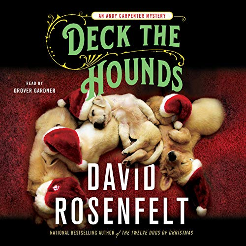 Deck the Hounds cover art