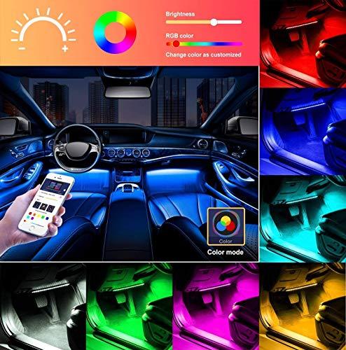 MINGER Interior Car LED Lights