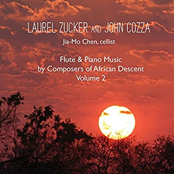 Flute and Piano Music By Composers of African Descent. Vol. 2