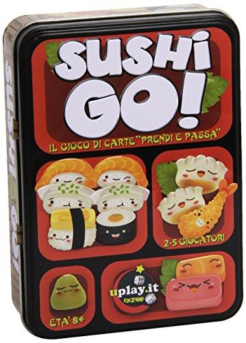 Uplay.It - Sushi Go! Gioco di Carte