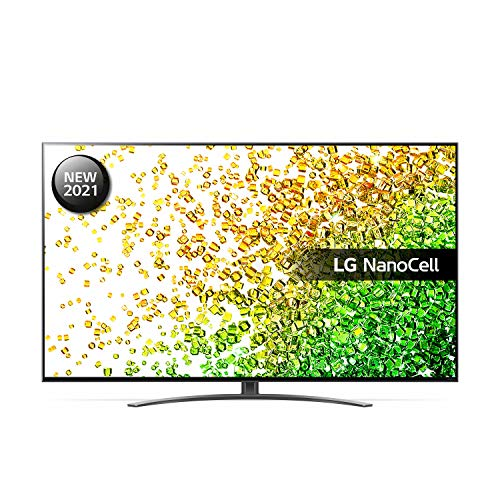 LG 65NANO866PA 65 inch 4K UHD HDR Smart NanoCell TV (2021 Model) with ?7 Gen4 AI processor, HDR, HFR, VRR, Dolby Atmos & Dolby Vision IQ, Google Assistant and Alexa compatible