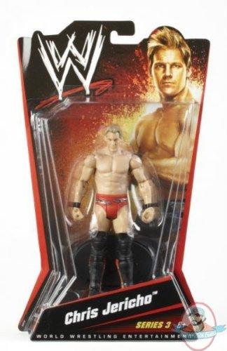 WWE Chris Jericho Series 3 figure