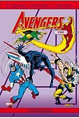 Intégrale avengers t06 1969 Paperback