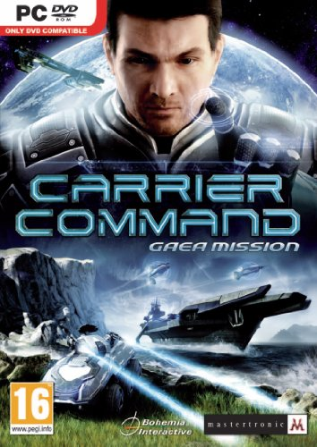 Carrier Command: Gaea Mission (PC DVD) [UK IMPORT]