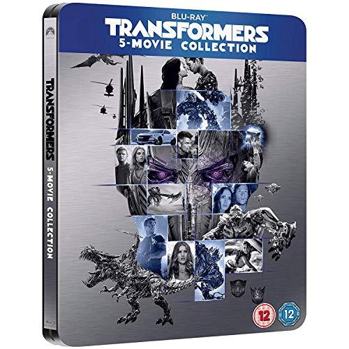 Transformers 1-3 - Novobox Steelcase [Blu-ray] (Limited Edition)