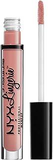 NYX PROFESSIONAL MAKEUP Lip Lingerie, Silk Indulgent, 0.13 Ounce