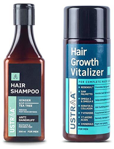 Best ustraa hair growth vitalizer