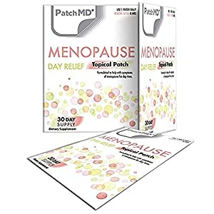 MENOPAUSE RELIEF: The Menopause Day Topical Patch is the best natural and all-in-one method of alleviating the challenging symptoms of Menopause. EASE MENOPAUSE SYMPTOMS: Help ease symptoms of Menopause including headaches, mood swings, heart palpita...