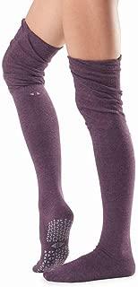 Grip Barre & Yoga Socks - Tavi Noir Women's Charlie Non-Slip Knee High Sock