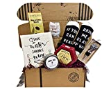 Wine Lovers Perfect Gift Basket Box with Bring Me...