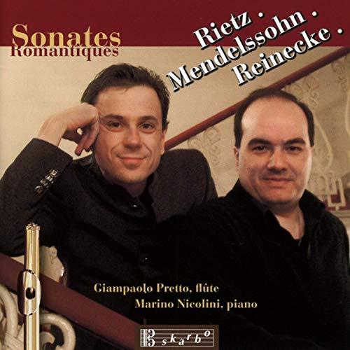 Rietz: Sonates Romantiques