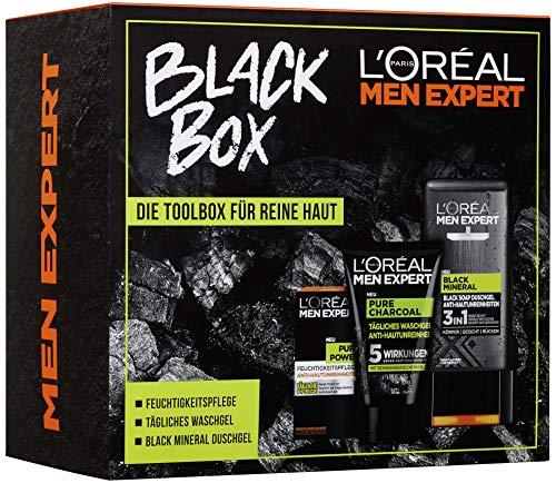 L'Oréal Men Expert Men Expert Black Box - Die Toolbox für reine Haut