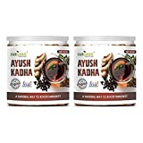 Finest Grade of Ingredients: Farganic Kadha blend is made with the Finest Quality of Ingredient as recommended by Ministry of Ayush Ingredients: Black Pepper ( Kali Mirch), Dry Ginger Powder ( Saunth), Basil Powder ( Tulsi Powder) and Cinnamon Powder...