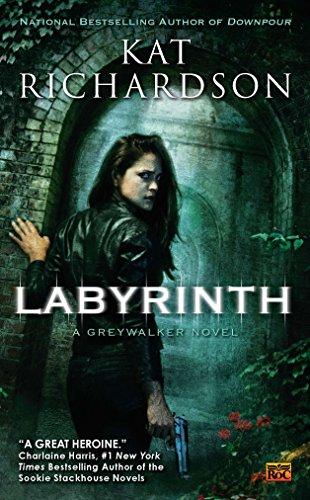 Download Labyrinth: A Greywalker Novel 0451463692