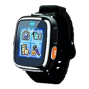 VTech Kidizoom Smartwatch Connect DX Noire - Electrónica para niños (5 año(s), 13 año(s), Litio, 88 mm, 130 mm, 280 mm)