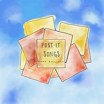 Post It Songs