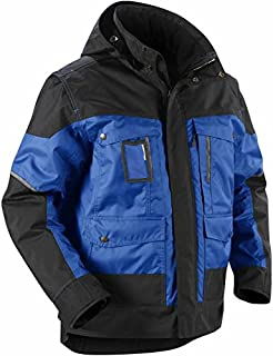 Blaklader Workwear Winter Jacket Cornflower Blue/Black