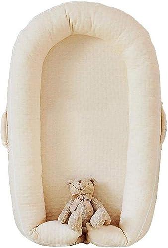 orden ahora con gran descuento y entrega gratuita BCX Aportable Baby Cot Cotton Bionic Bed Sleep to Sleep Sleep Sleep Artefacto  auténtico