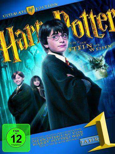 Harry Potter und der Stein der Weisen (Ultimate Edition) [4 DVDs]
