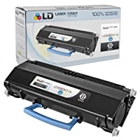 LD テつゥ Compatible E360H11A High Yield Black Laser Toner Cartridge for Lexmark by LD Products