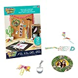 Shrinky Dinks Creative Pack, 10 Sheets Frosted White, Kids Art and Craft Activity Set by Just Play