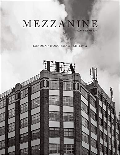 MEZZANINE VOLUME 1 SUMMER 2017 (TWO VIRGINS)