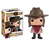 MXXT Funko Pop Television : The Walking Dead - Carl Grimes 3.75inch Vinyl Gift for Zombies Televisio...