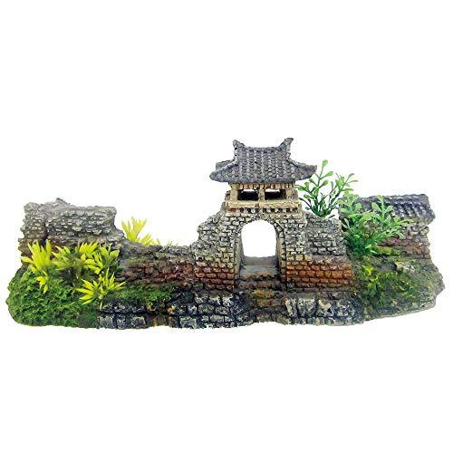 Amtra A8011658 Japón Puerta de Templo, L