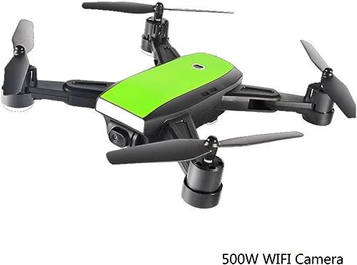 Faltbare Drahtlose Fernbedienung Drohne, 5 Millionen Pixel Kamera, WiFi Echtzeit-Bildübertragung,1Battery
